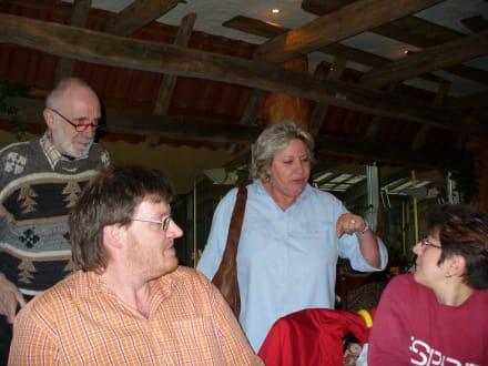 John, Friedhelm, Barbara, Martina - HolidayCheck User-Treffen Nord