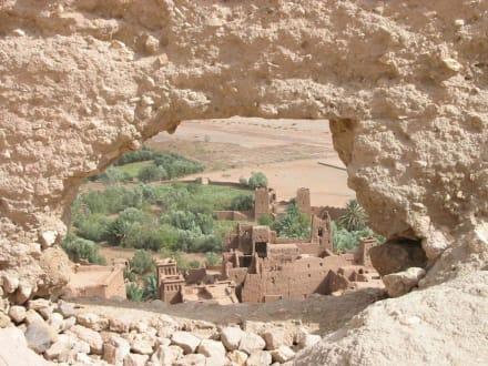 Ksar Ait Benhaddou - Kasbah Aït-Ben-Haddou