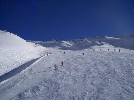 Ischgl - Skigebiet Ischgl