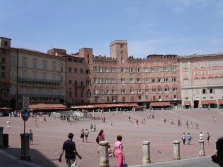 Il Campo - Piazza del Campo