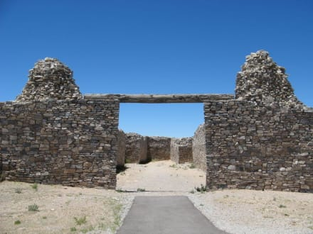 Salinas Pueblo Missions: Gran Quivira Ruins - Salinas Pueblo Missions National Monument