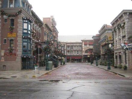 Kulisse - Universal Studios Florida