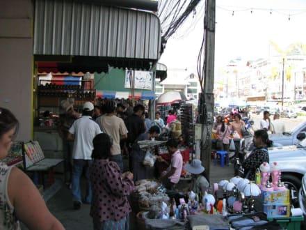 Nae Sai Thailand - Markt an der Grenze Mae Sai