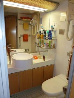 Mein Schiff 1 Badezimmer ~ Haus Design Und Möbel Ideen