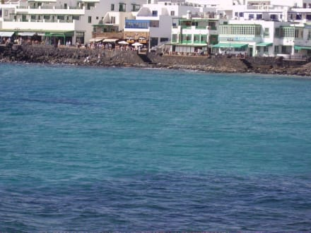 Strandpromenade - Strandpromenade Playa Blanca de Yaiza
