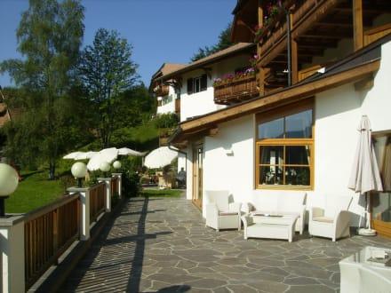 Außenansicht - Hotel Weihrerhof