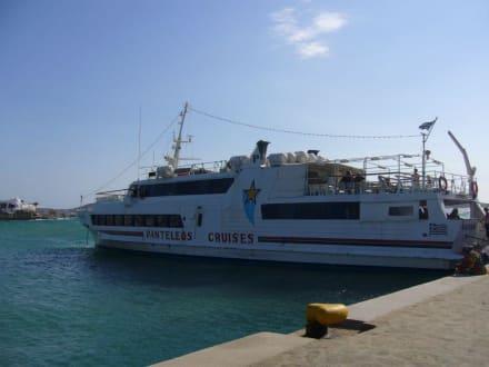 Naxos Star - Inselhopping Naxos