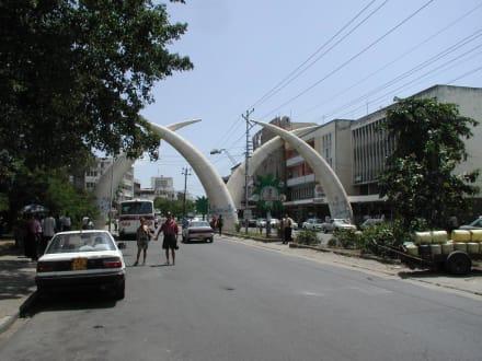 Wahrzeichen vom Mobasa - Mombasa Wahrzeichen
