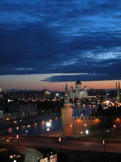 Kreml in Moskau - Kreml / Präsidentenpalast