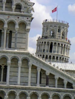 Schiefer Turm von Pisa - Schiefer Turm von Pisa