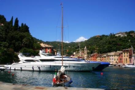 Nobelort - Yachthafen Portofino