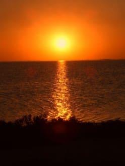 Sonnenuntergang - Quad Tour Zarzis