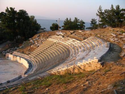 Antikes Theater - Amphitheater Limenas