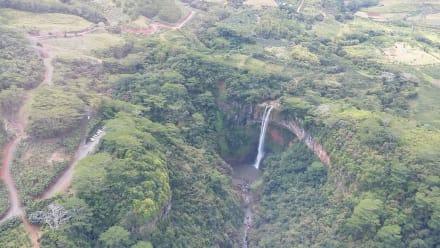 Rundflug - Helikopter-Rundflug Air Mauritius