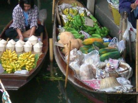Schwimmende Märkte - Schwimmende Märkte / Floating Market / Damnoen Saduak