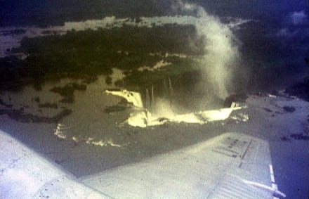 Abschied von den größten Wasserfällen - Iguassu / Iguazu Fälle