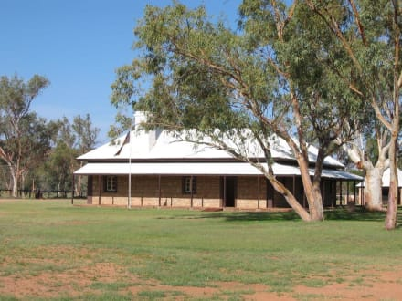 Telegraph Station - Old Telegraph Station Reserve