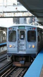 Subway Chicago - Transport
