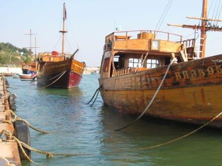 Am Hafen - Yachthafen Goldstrand
