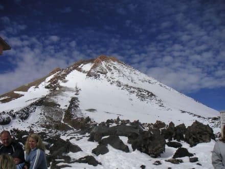Teide Gipfel - Teide Nationalpark