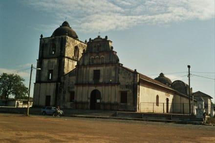 Iglesia de Subtiava - Kirche Iglesia de Subtiava