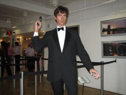 James Bond im London Eye - London Eye