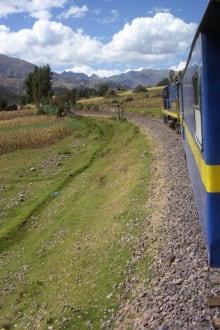 Zugfahrt mit Perurail  Cusco-Puno - Tren Titicaca