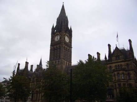 Rathaus Manchester - Town Hall