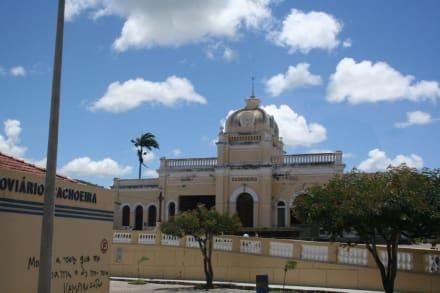 Ausflug - Bahnhof Cachoeira