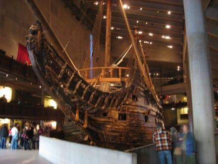 Muzeum okretu Vasa - Vasa Museum
