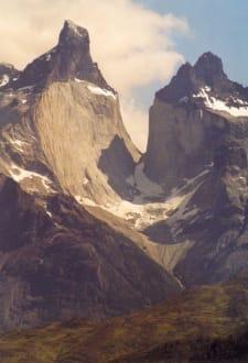 Torres del Paine Massiv - Torres del Paine Nationalpark