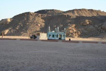 Bei den Beduinen - Wüstentour Hurghada