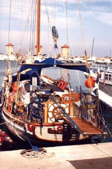 Rhodos - Griechenland - Yachthafen Mandraki