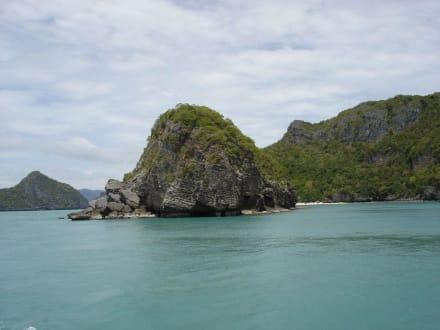Inseln - Ang Thong Marine National Park