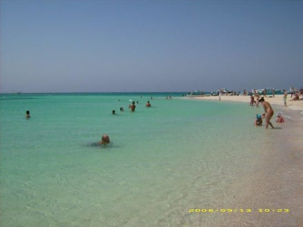 strand giftun insel - Giftun / Mahmya Inseln