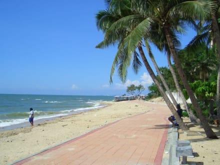 Strand von Pattaya - Pattaya Beach