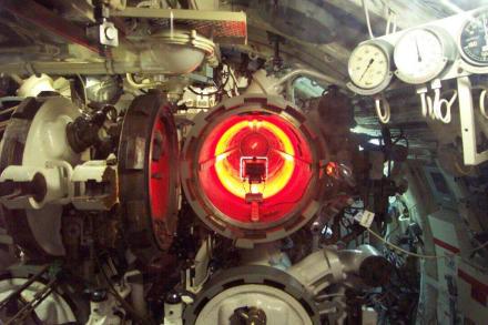 Torpedorohr der HMAS Onslow - National Maritime Museum