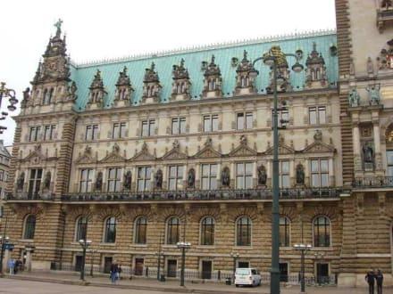 Hamburg Rathaus - Rathaus