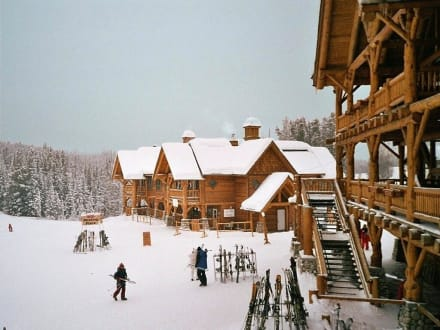 Whiskyjack Lodge - Skigebiet Lake Louise
