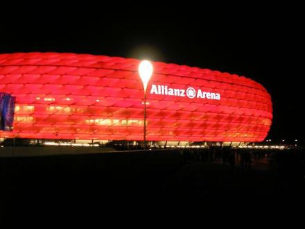 Ein Traum in Rot - Allianz-Arena