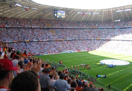 FIFA-WM 2006 München - Allianz-Arena