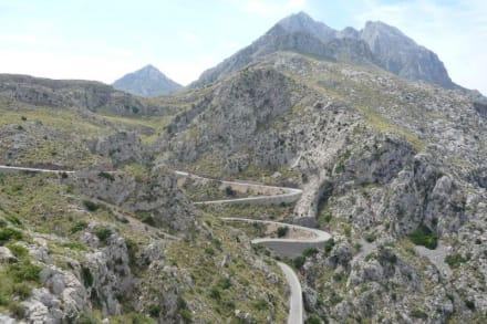 Gebirge - Serra de Tramuntana
