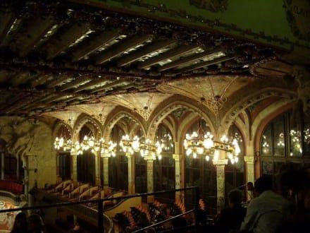 Palau del la Musica Catalana - Palau de la Música Catalana