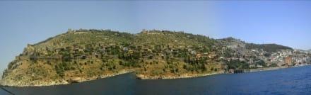 man kann es immer wieder sehn - Burg von Alanya  (Ic Kale)