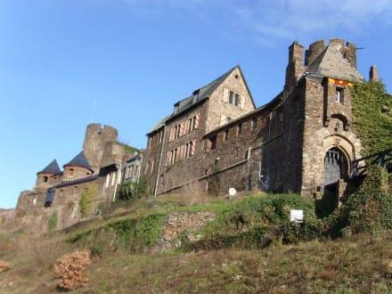 Burg Thurant über Alken/Mosel - Burg Thurant