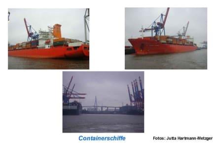 Hafenrundfahrt - Hafenrundfahrt Hamburg