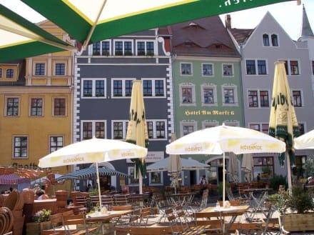 Marktplatz von Meißen - Altstadt Meißen