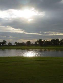 Sonnenuntergang - President Country Club