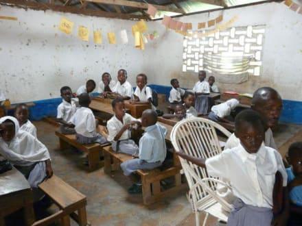 Der Kindergarten - Schule Ukunda