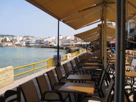 Chania Hafenpromenade - Hafen Chania
